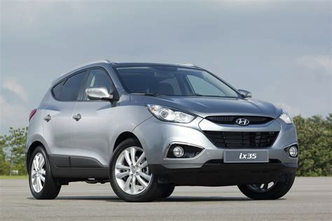hyundai suv ix35 details on the new european market hyundai ix35 suv