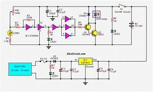Automatic Led Night Light Switch