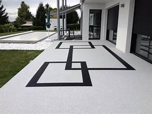 L'expert du revêtement de sol et du béton drainant Floor Granideco