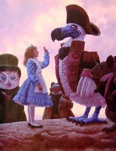 Dodo Bird From Alice in Wonderland