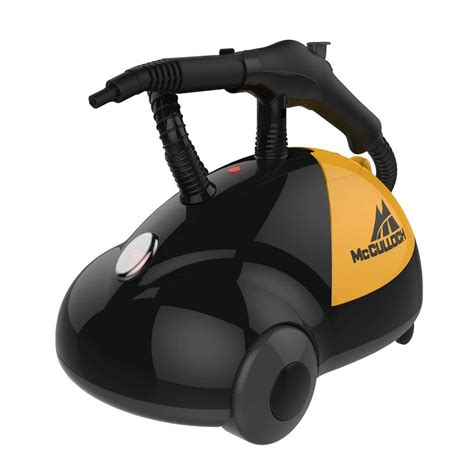 Rug Steam Cleaning by Mcculloch Heavy Duty Portable Steam Cleaner Mc1275 The