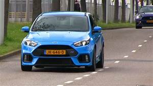 Ford Focus Rs Bleu : 2016 nitrous blue ford focus rs loud revs accelerations youtube ~ Medecine-chirurgie-esthetiques.com Avis de Voitures