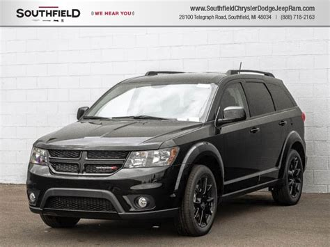 New 2017 DODGE Journey GT Sport Utility in Southfield