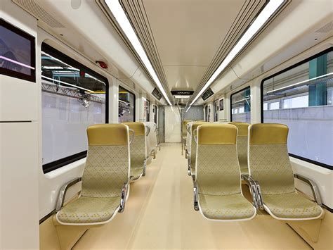 Riyadh Metro's New Trains Will Have Three Separate Classes