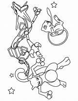 Pokemon Coloring Mew Pages Advanced Ausmalbilder Mewtwo Sheets Zekrom Mega Malvorlagen Printable Legendary Cartoon Evolutions Und Lucario Popular Pikachu Besuchen sketch template