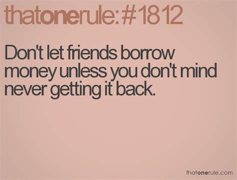 borrowing money quotes quotesgram