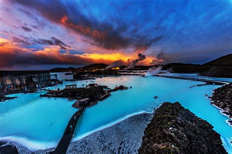 The Golden Circle And Blue Lagoon Day Tour Of The Famous Sites