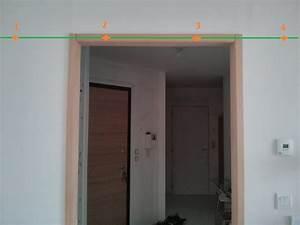 porte en verre coulissante probleme fixation With monter une porte coulissante