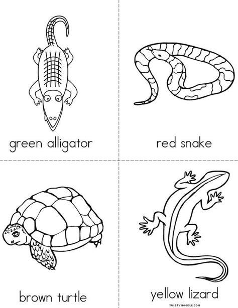 reptile colors book twisty noodle