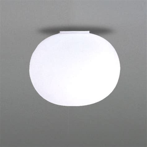 flos glo c1 small 13 quot ceiling light wall l