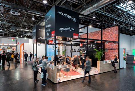 Wandle Industrie Look by Exhibition Stand M A Euroshop 2017 I Xpo Design