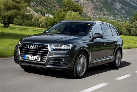 audi q7 suv review 2015 parkers