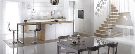 image cuisine ouverte sur salon davaus modèle cuisine ouverte sur salon avec des