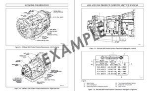 Allison 1000 Transmission Wiring Diagram by Allison 1000 2000 Series Transmission Troubleshooting
