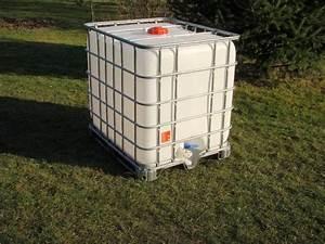 ibc container 1000l wassertank in merkendorf sonstiges With französischer balkon mit garten container gebraucht