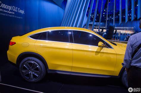 Iaa 2018 Mercedes Benz Glc Coup Concept
