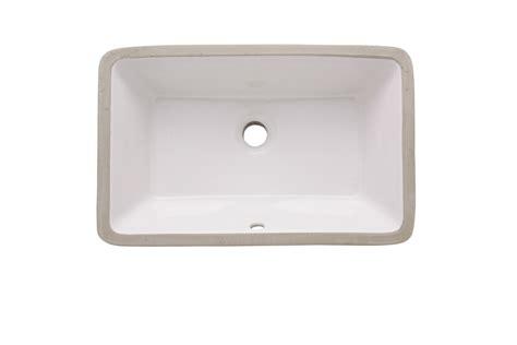 composite kitchen sinks as223 20 75 quot x 13 25 quot x 7 quot undermount lavatory porcelain