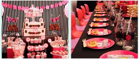 karas party ideas barbie themed birthday party