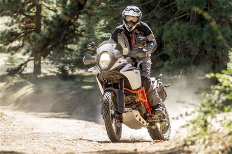 Contradicting The Maxim Of Bigger Is Better, The Ktm 1090