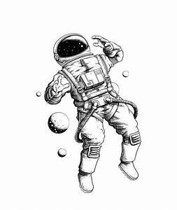 Best 25+ Astronaut drawing ideas on Pinterest | Astronaut ...