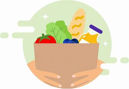 Grocery Clipart Transparent Same Delivery Webstockreview Run