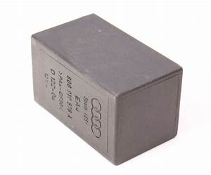 Ac A  C Compressor Relay Vw Passat Audi A4 - Genuine