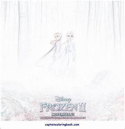 Frozen Coloring Title Let Film Josh Anderson