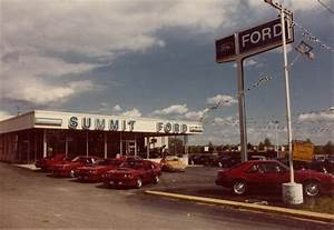 Remember This? Ford Dealerships Packed With Fox-Body Mustangs - StangTV