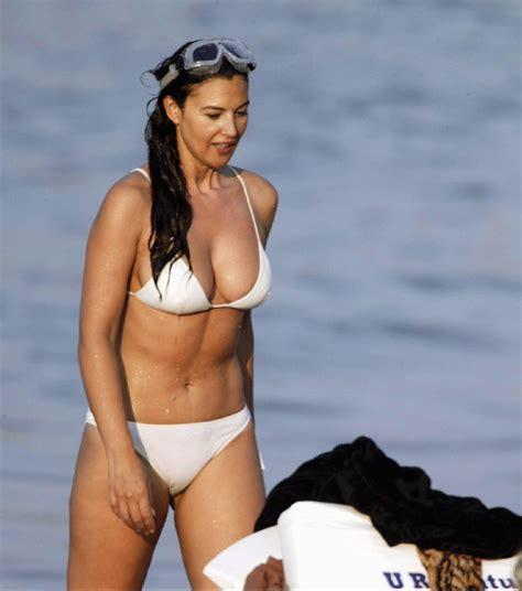 sophie marceau bikini monica bellucci monica belucci best photos pinterest