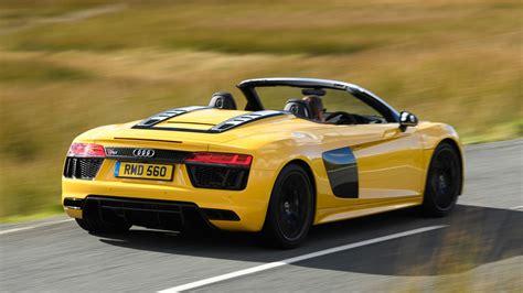 Review Audi R8 by Audi R8 V10 Spyder 2017 Review Car Magazine