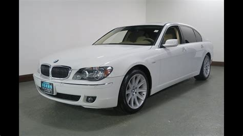 Bmw For Sale In Ohio by 2006 Bmw 750li For Sale In Canton Ohio Jeff S Motorcars