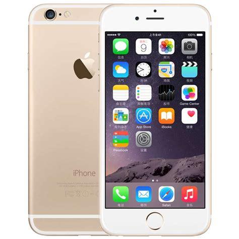iphone from computer apple iphone 6 32gb 金色 移动联通电信4g手机 聚超值 2889