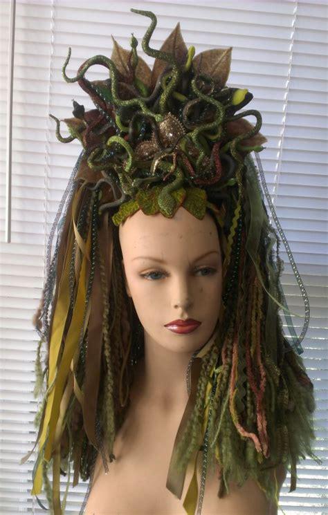 Animatronic Halloween Props Uk by Pin Make Medusa Wig On Pinterest