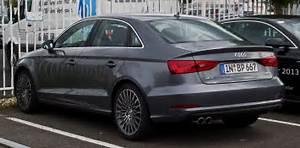 Audi A3 8v : file audi a3 limousine tfsi ambiente 8v heckansicht 1 ~ Nature-et-papiers.com Idées de Décoration