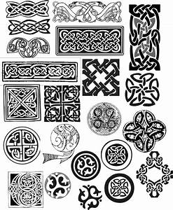 Celtic Knot Samples photo: These are a few of the various ...