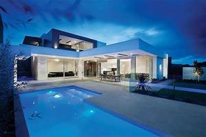 Fondos de pantalla de Casas Modernas, Wallpapers HD