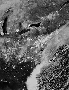 NASA sees dawn and records breaking as major winter storm ...