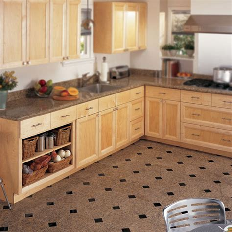 Kitchen Granite Counter & Floor  Kitchen Countertops