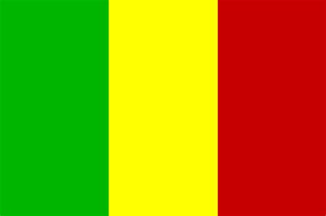 Flagge Mali, Fahne Mali, Maliflagge, Malifahne, malische ...