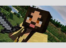 Game on! Conchita Wurst Minecraft Skin Surfaces on Internet