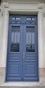 portes anciennes double vantaux avec tierce et imposte With porte de garage et porte d interieur double vantaux