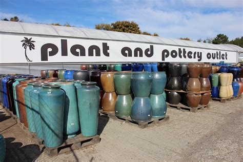 Large Clay Planters For Sale by Plant And Pottery Outlet