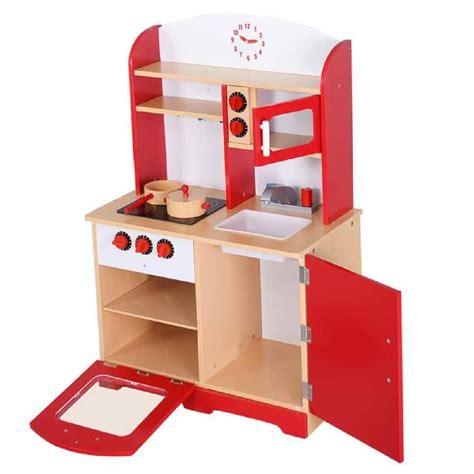cuisine en bois en jouet cuisine jouet pour enfant en bois jeu du rôle d imitation