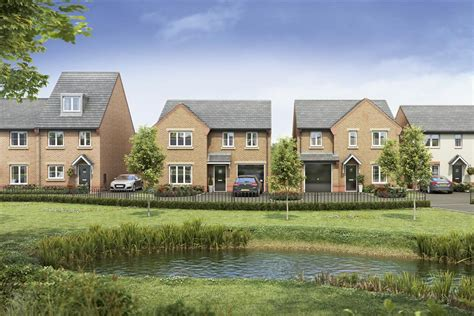 Spring Croft  New Homes In Winsford  Taylor Wimpey