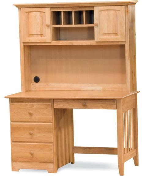 solid oak computer desk with hutch incredible sturdy solid wood computer desk atzine com