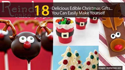 christmas gifts you can make 18 edible delicious christmas gifts you can easily make