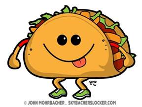 Funny Taco Cartoons