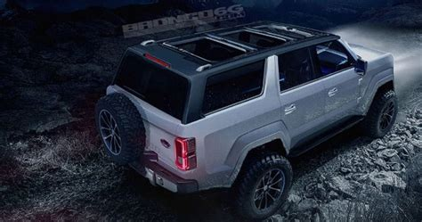 ford bronco price release date interior review