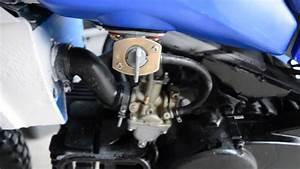 Yamaha Pw80 Not Running Right