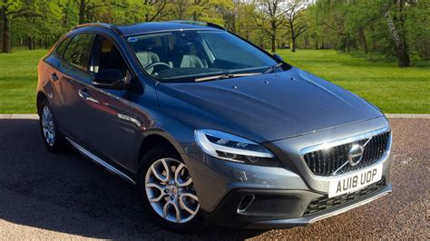 volvo v40 cc volvo v40 cc d2 cross country pro manual heated front